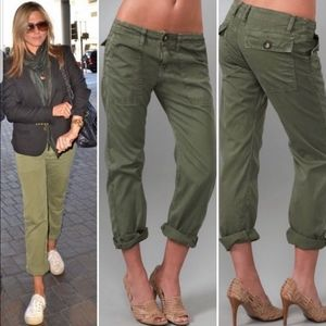 Army Green CURRENT/ELLIOTT The Army Pant 26